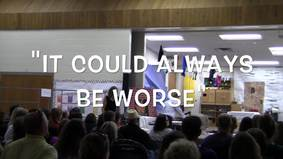It Could Always Be Worse - Grades 3-5 Program - September 2015