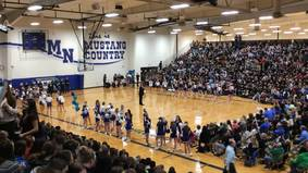 MNHS Fall Pep Rally - 2015